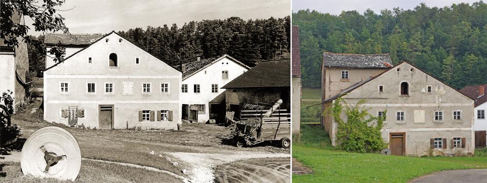 Jurahaus, Titting, Aichmühle