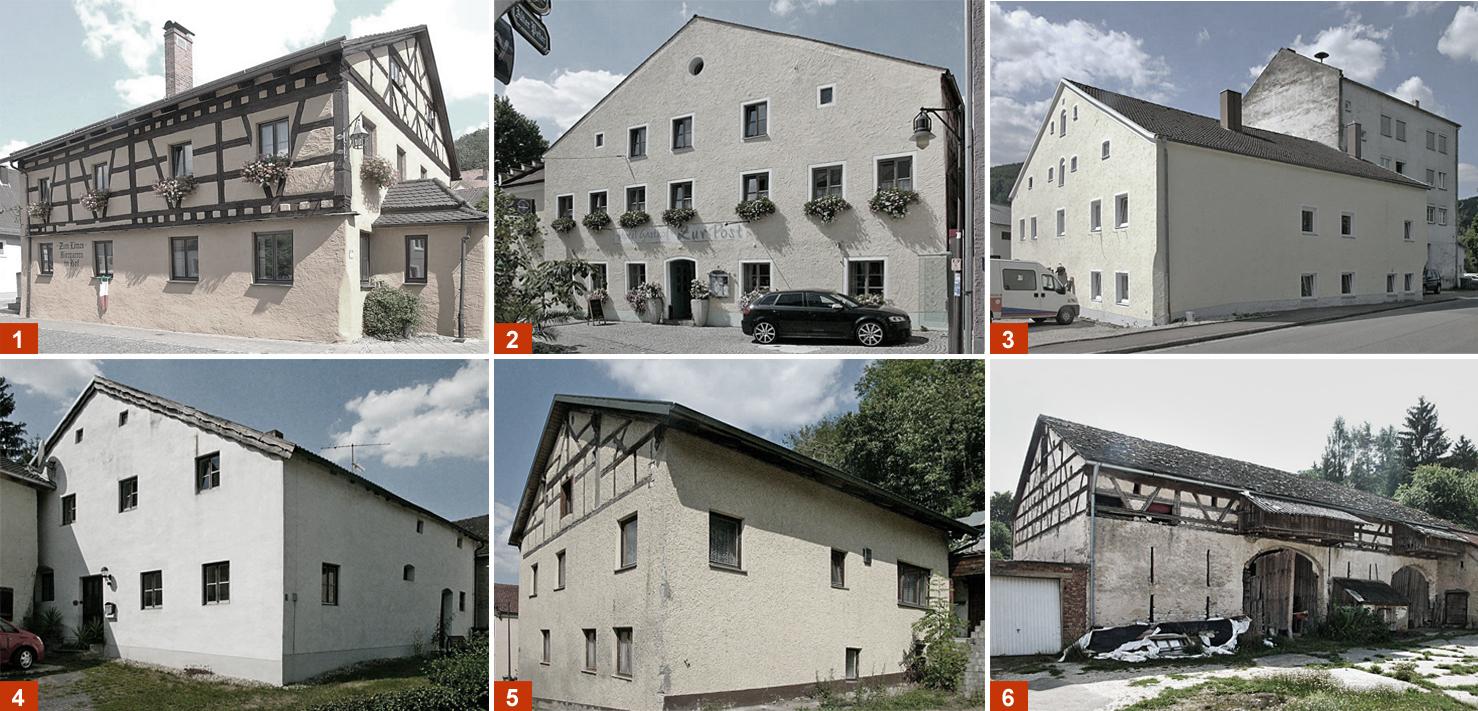 Jurahaus, Kipfenberg