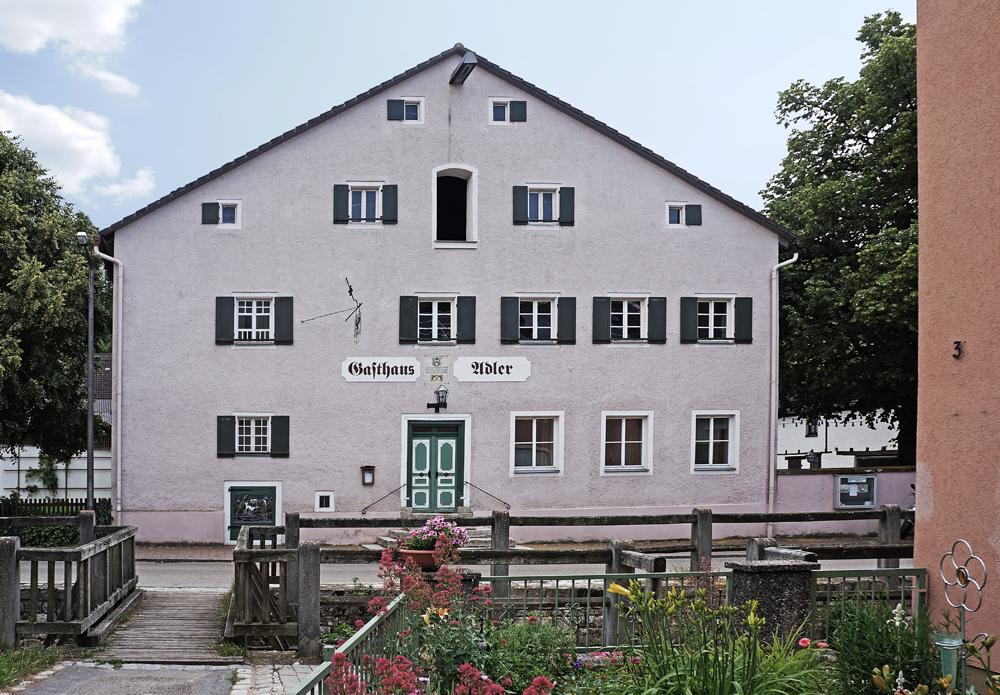 Jurahaus, Weißenburg, Suffersheim